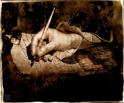 dark writer